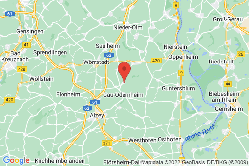 Karte Bechtolsheim