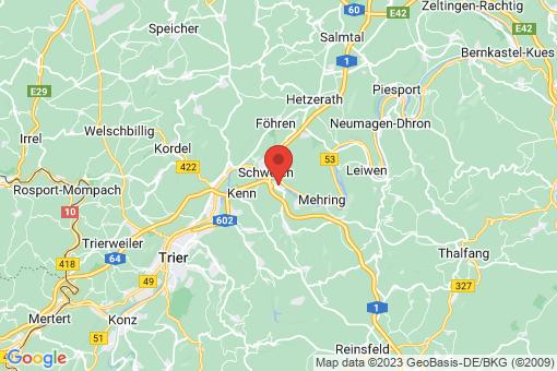 Karte Longuich