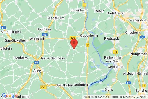 Karte Uelversheim
