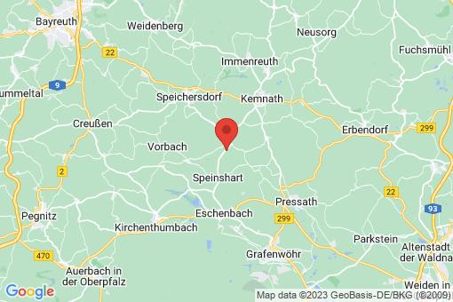 Karte Neustadt am Kulm