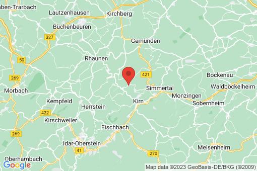 Karte Hennweiler