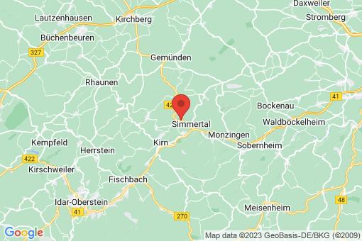 Karte Brauweiler