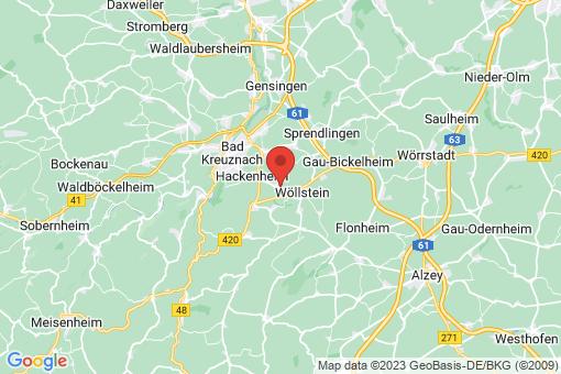 Karte Volxheim