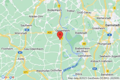 Karte Ludwigshöhe