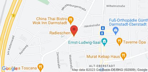 Directions to Radieschen