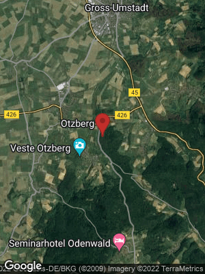 Google Map of Otzberg