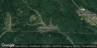 Google Map of Altenbuch