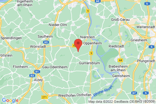 Karte Dalheim