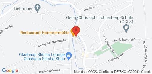 Directions to Restaurant Hammermühle