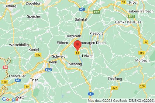 Karte Thörnich