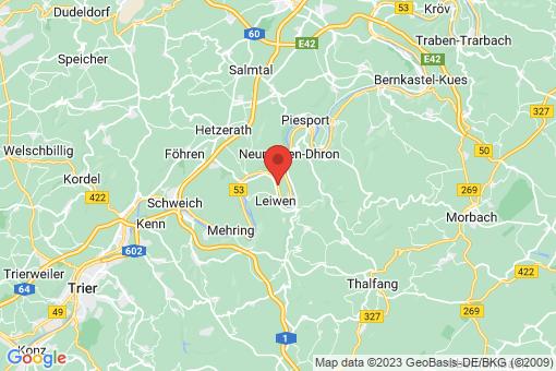 Karte Köwerich