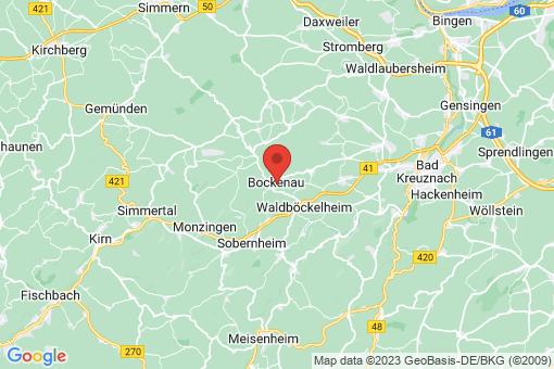 Karte Bockenau