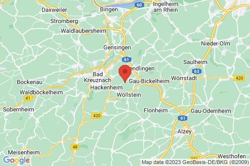 Karte Pleitersheim