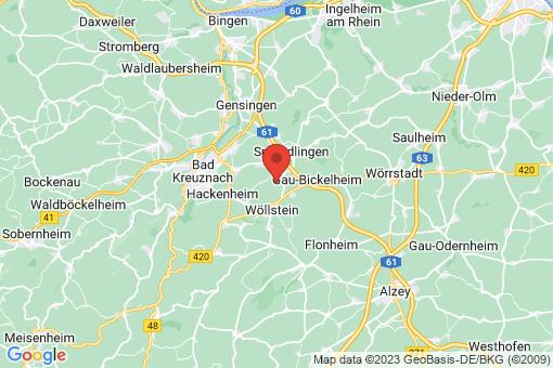 Karte Badenheim