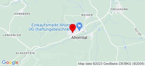 Google Map für Ferienhaus