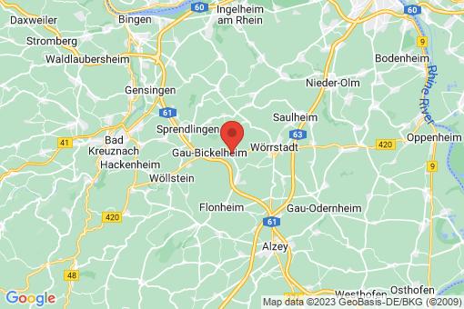 Karte Wallertheim