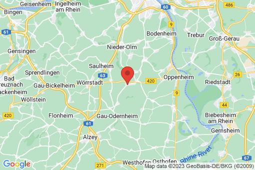 Karte Undenheim