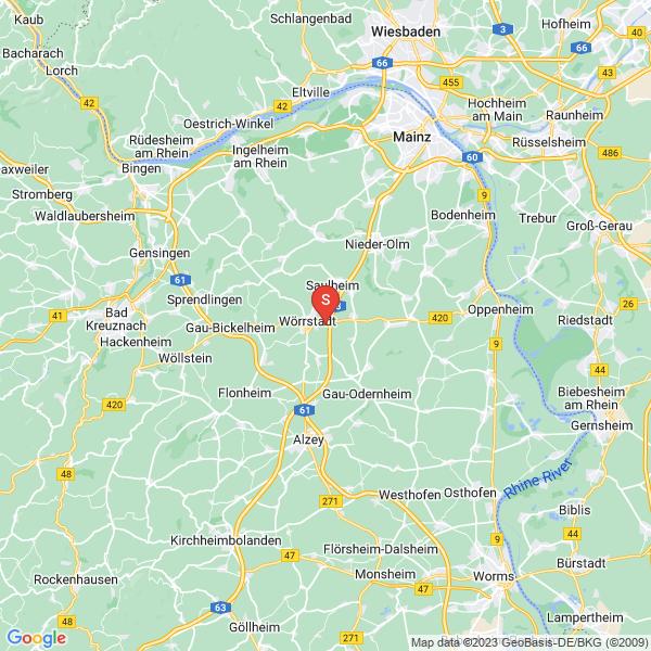 Hochseilgarten Wörrstadt