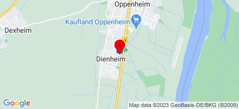 Google Map für Monteurzimmer Sperl