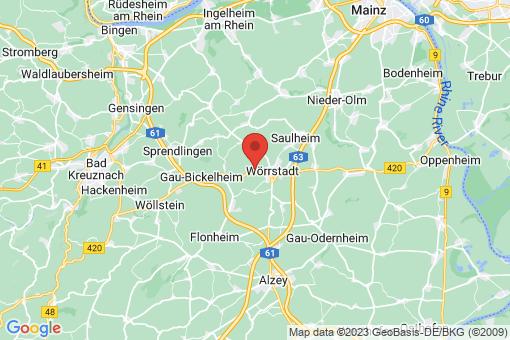 Karte Sulzheim