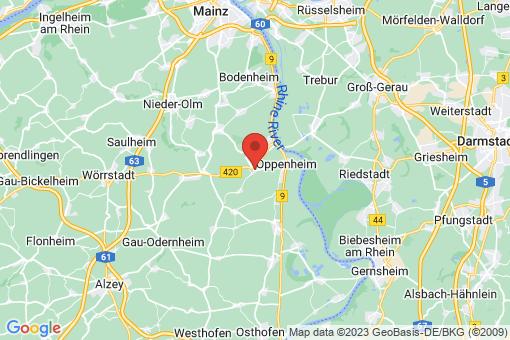 Karte Dexheim