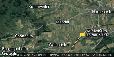 Google Map of Mandel