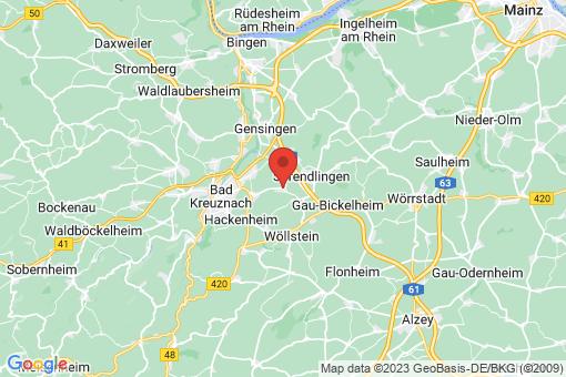 Karte Pfaffen-Schwabenheim