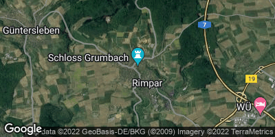 Google Map of Rimpar