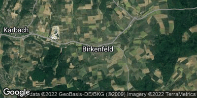 Google Map of Birkenfeld