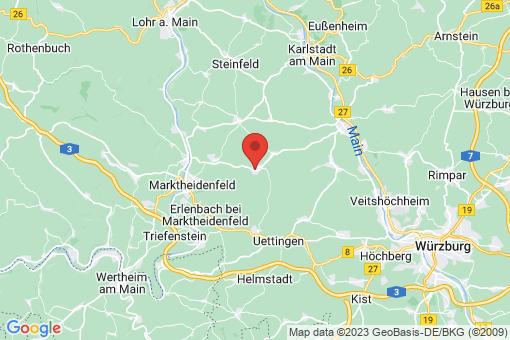 Karte Birkenfeld