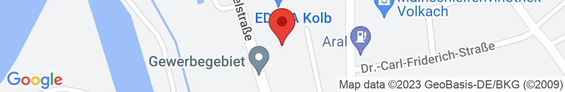BayWa Technik Volkach/Main Anfahrt