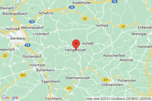 Karte Heiligenstadt
