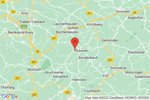 Karte Weitersbach