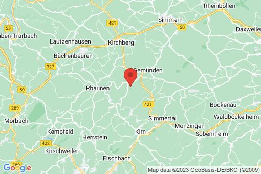 Karte Schlierschied