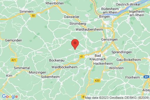 Karte Sankt Katharinen