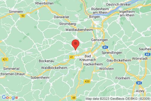 Karte Roxheim