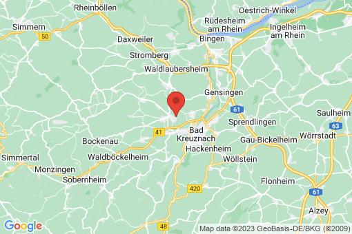 Karte Hargesheim