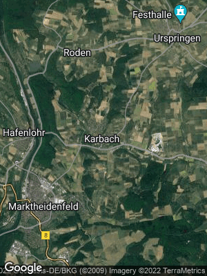 Google Map of Karbach