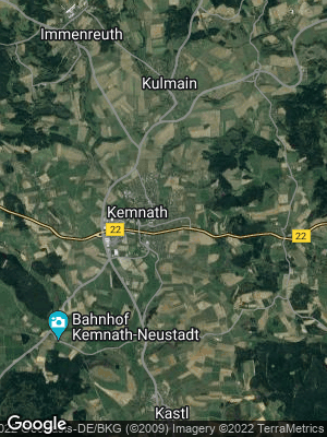 Google Map of Kemnath