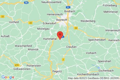 Karte Haag