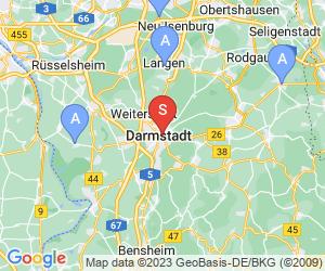 Karte für Jugendstilbad Darmstadt