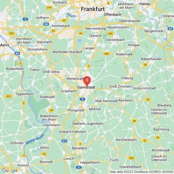 Schlossmuseum Darmstadt und Großherzogliche Porzellansammlung