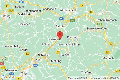 Karte Rivenich