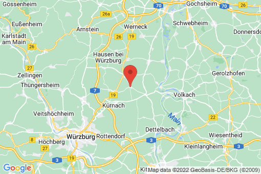 Karte Oberpleichfeld