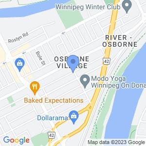 E-Mart Convenience Map