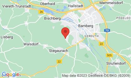 Arbeitsort: Bamberg