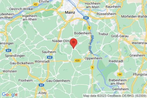 Karte Mommenheim