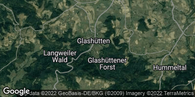 Google Map of Glashütten