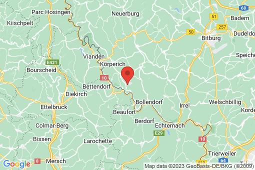 Karte Biesdorf
