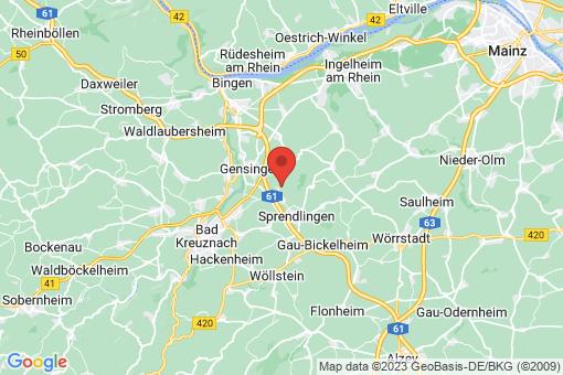 Karte Welgesheim
